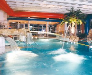 Indoor pool in Schladming