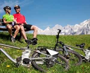E-bike tours in Schladming