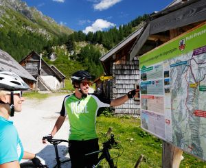 Cycling holidays in Styria